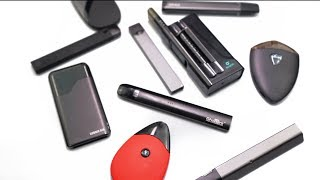 JUUL, PHIX, Suorin Air, Suorin iShare, SMOK Rolo Badge..... Which is right for you???