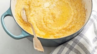 How To Make Perfect Grits: Mastering a Southern Classic | Southern Living