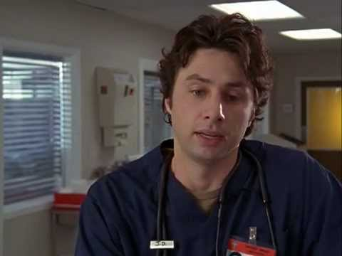 Scrubs - JD gets Kim pregnant