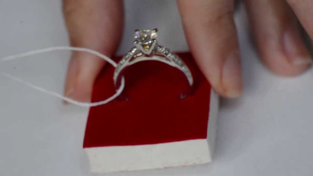 обручальное кольцо с бриллиантом приметы - YouTube