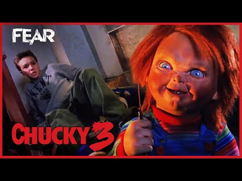 Chucky Surprises Andy   Child's Play 3