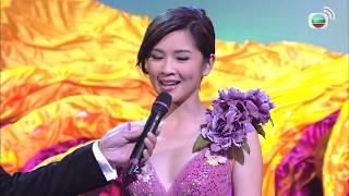 [歡喜冤家] 麥美恩,森美 由台上鬥到台下 @香港小姐競選