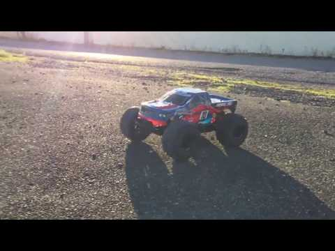 Ninco Monster WHEELIE 1/10° RTR by Lony – Part II