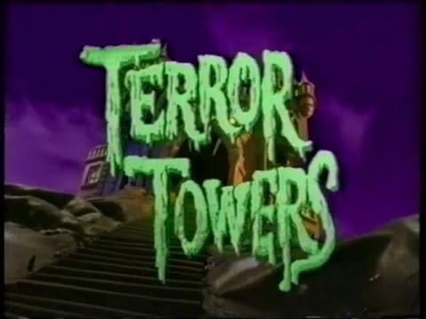 CITV's Terror Towers  Series 3 Episode 1  3rd January 1996