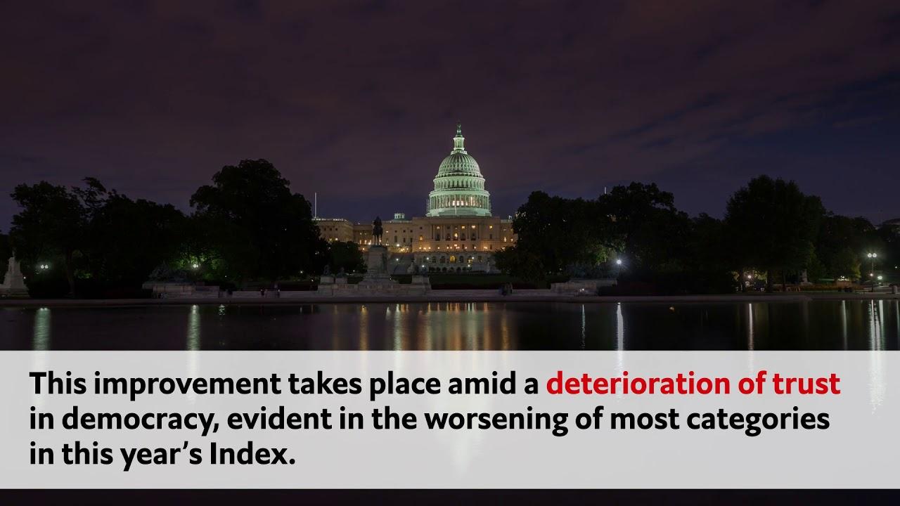 EIU Democracy Index 2018 - World Democracy Report