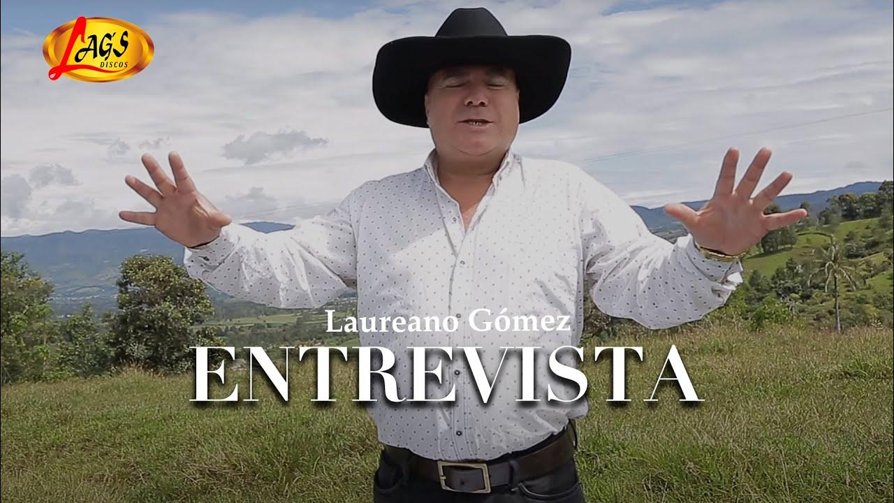 Laureano Gómez - Entrevista y Su Historia Musical