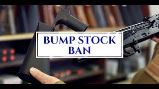 ATF To Classify Bump Stocks As NFA Machine Guns