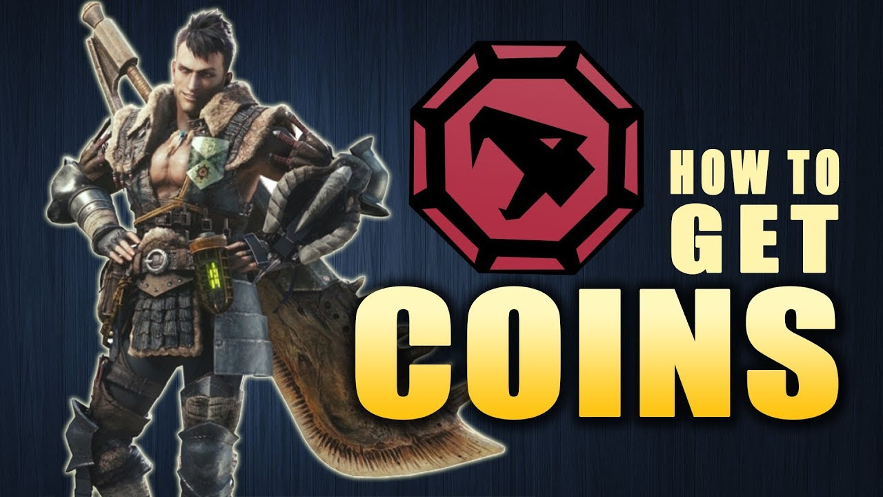 How To Get Coins Monster Hunter World Pinnacle Coin Ace Hunter
