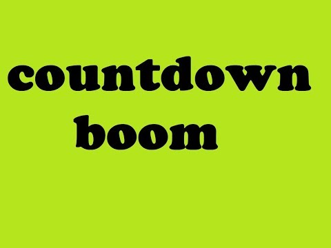 countdown boom sound effect free download