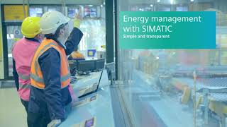 Reporting with SIMATIC Energy Manager