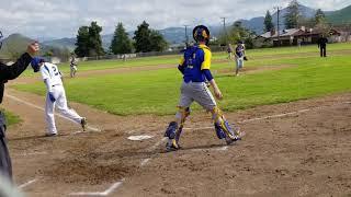 Colton Goodman 2018 Soph Baseball