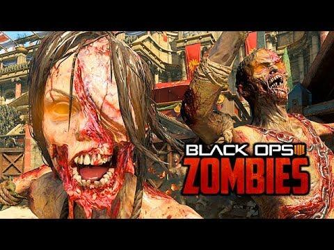 CALL OF DUTY BLACK OPS 4 Zombie Mode Gameplay - Kuschel Katze