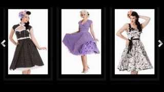 Hell Bunny Clothing UK - Hell Bunny Dresses, Petticoats & Womens 50s Dresses