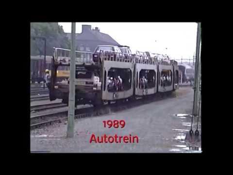autoslaaptrein train auto couchette 1989 youtube. Black Bedroom Furniture Sets. Home Design Ideas