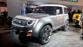 Land Rover DC100 Concept 2011 Videos