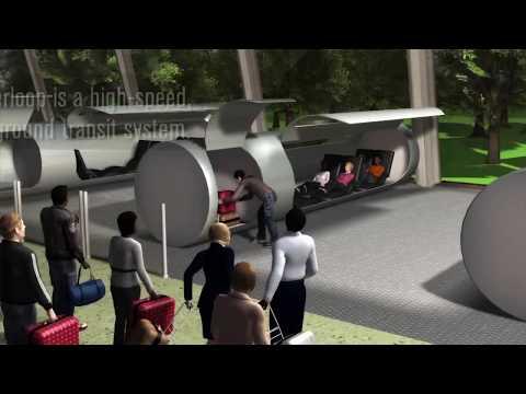 Elon Musk One Step Closer To Hyperloop Dream   Los Angeles Times