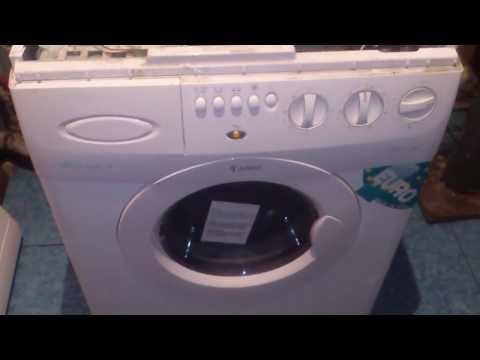 Стирально-Сушильная машина Ardo WD1200X.  Washing-drying Machine Ardo WD1200X.