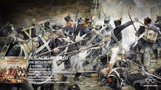 De Slag bij Waterloo - The Battle Of Waterloo | Silberman (LP-1990)