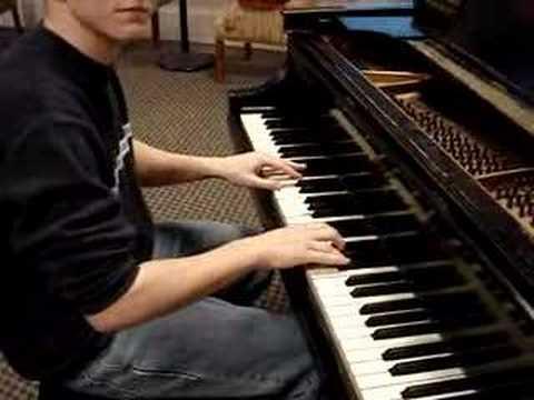 Requiem For A Dream on Grand Piano