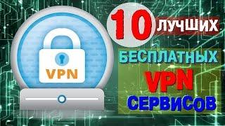 10 лучших бесплатных VPN сервисов