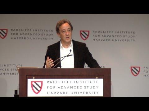 Michael Kimmelman: The Politics of Public Space || Radcliffe Institute