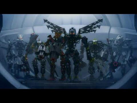 Bionicle Mahri Atlanteans Music Video