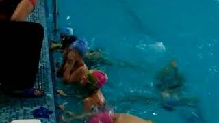 Открытый урок плавания