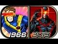 EVOLUTION of CYCLOPS in Cartoons, Anime & TV (1996-2019) Cyclops death scene Dark Phoenix X-Men 2019