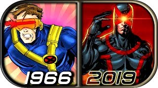EVOLUTION of CYCLOPS in Cartoons, Anime & TV (1996-2019) Cyclops death scene Dark Phoenix X-Men 2019