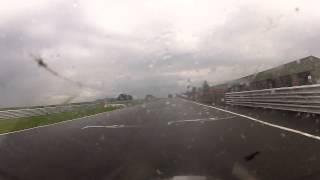 24/09/2015 Snetterton 300 Crash
