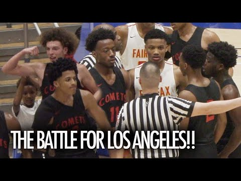 Westchester And #1 Fairfax BATTLE FOR LOS ANGELES! LA CITY Section DRAMA CONTINUES!