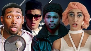 Bruno Mars Ed Sheeran Adele PARODY MASHUP! The Key of Awesome
