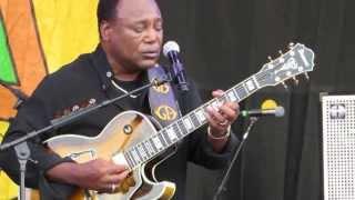 2013 Jazz Fest - George Benson - Don