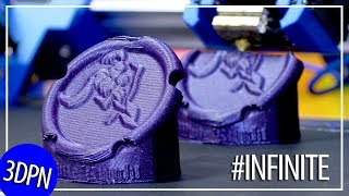 3D Printing With an UNLIMITED Z!