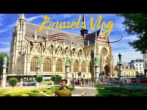 Brussels Vlog | Mohit Mathur | Travel Diary | Belgium