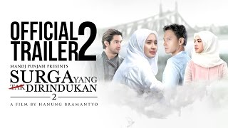 Video Surga Yang Tak Dirindukan 2 - Official Trailer 2 download MP3, 3GP, MP4, WEBM, AVI, FLV September 2019