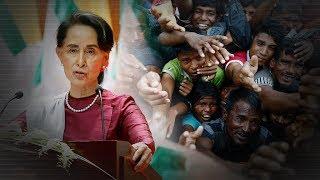 Suu Kyi breaks silence over Rohingya exodus thumbnail