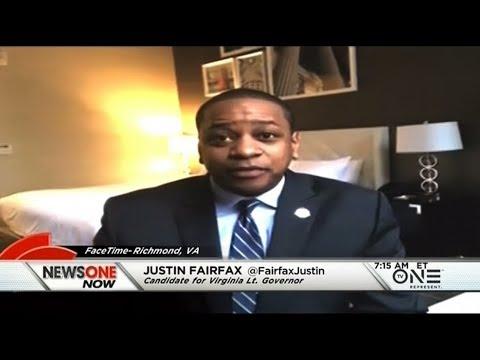 Justin Fairfax Discusses His Run For Lt. Governor,  Black Voter Turnout In Virginia