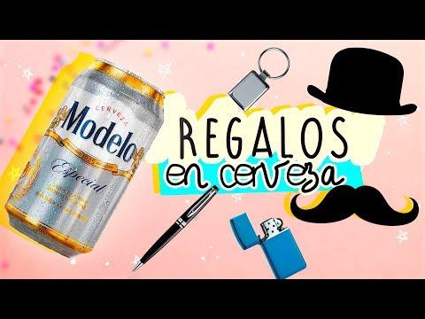 ��DIY REGALOS EN CERVEZA!! Enlata tus regalos|�!S�per sorpresa!!|#FathersDay| COOKIES IN THE SKY