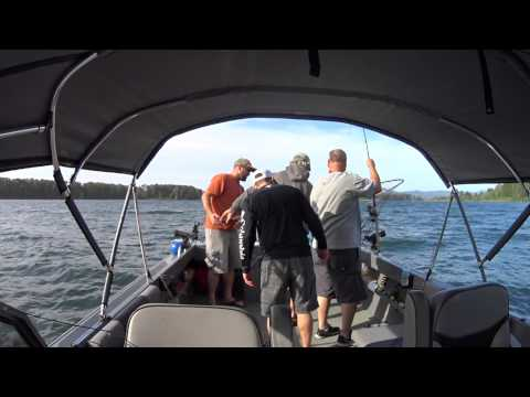 9/13/15 Columbia River Fall Chinook fishing
