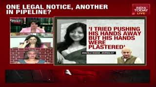 Dragged To Court By MJ Akbar, Women Scribes Rally Together | People's Court