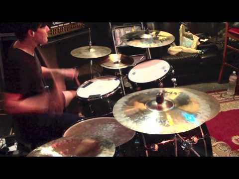 Erised - Periphery (Matt Halpern Drum Solo Section)