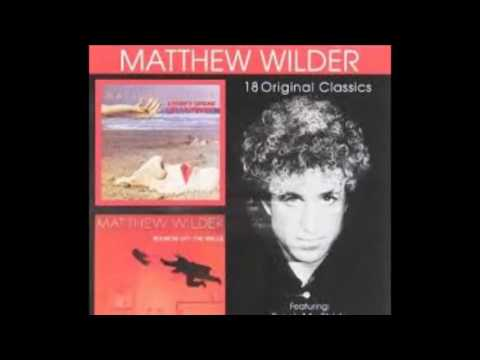 Matthew Wilder -- Break My Stride