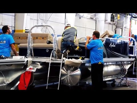 What's it like working with Avalon? | Dealers Speak | Avalon Luxury Pontoons