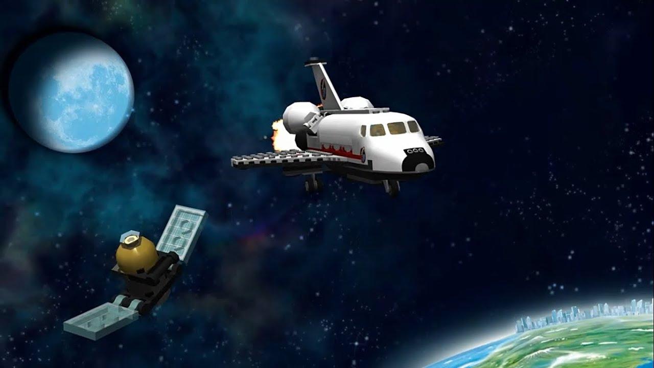 astronaut - lego city my city - youtube
