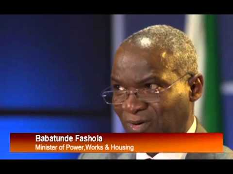 Minister of Power, Works and Housing  Fashola on Powering Nigeria