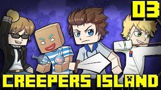 Creepers Island - Épisode 3 : AU FOND DU FUN !