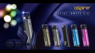 Aspire Spryte AIO Vape Kit Review and Tutorial | Aspirecig