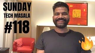 #118 Sunday Tech Masala - Mumbai se Live.. #BoloGuruji