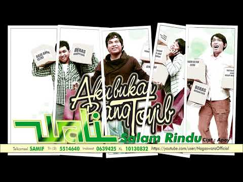 Wali - Salam Rindu (Official Audio Video)